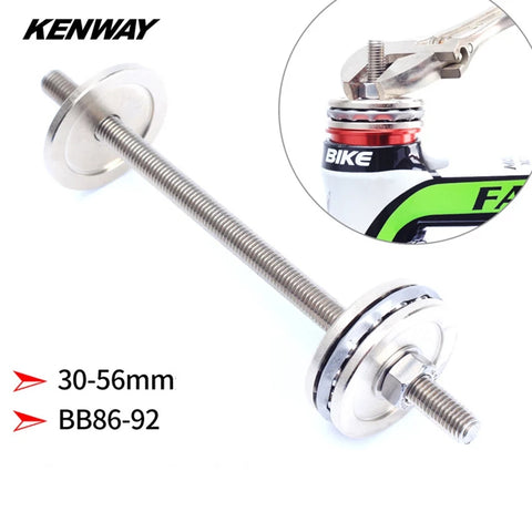 Bicycle Headset / Bottom Bracket BB86/90/91/92 Press Fit BB Installation Tools