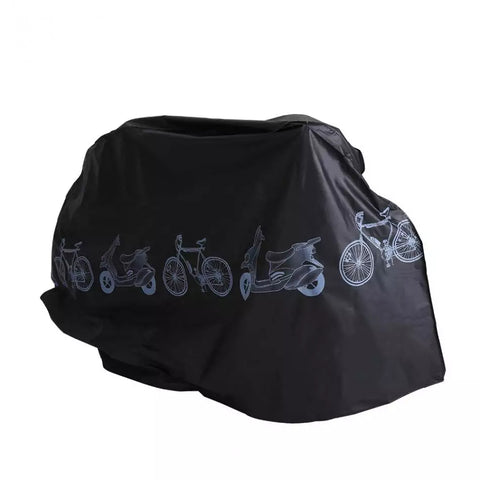 Weatherproof Bicycle Black Rain MTB Bike Cover