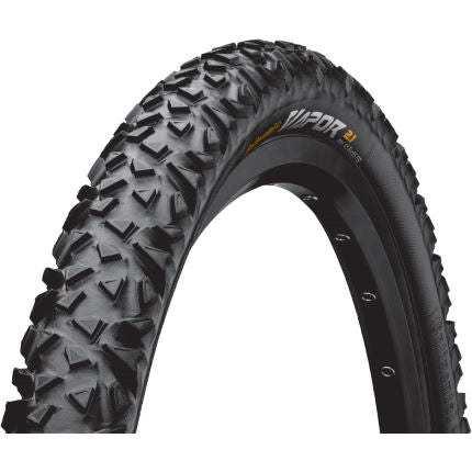 Continental 26 X 2.1 Vapor MTB Wired Tyres (2 Tires)