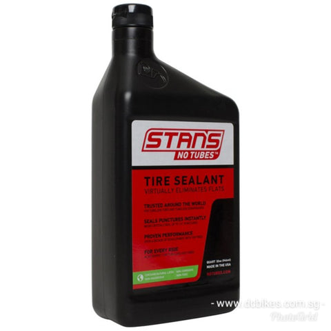 Stans No Tubes Workshop Tubeless Tyre Sealant 946ml