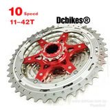 Sunrace 10 Speed 11-42T Wide Ratio MTB Cassette