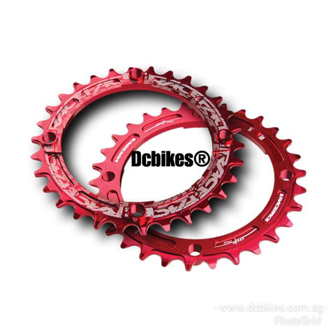 32T/34T Raceface 104bcd Narrow Wide Single Speed Chain Ring