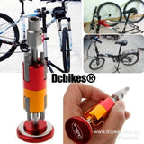 Invisible Multi Tool Hexagon Screwdriver T25 Wrench + Missing Link Holder For Shimano Hollowtech Crank