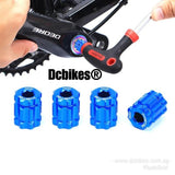 Crank Arm Installation Tool For Shimano HollowTech Crank Arm XT XTR Bicycle MTB Repair Tools
