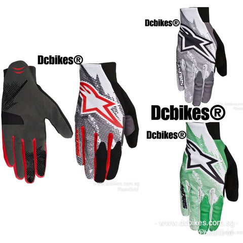 Alpinestars ( Size 3XL ) Full Finger Protective Gloves