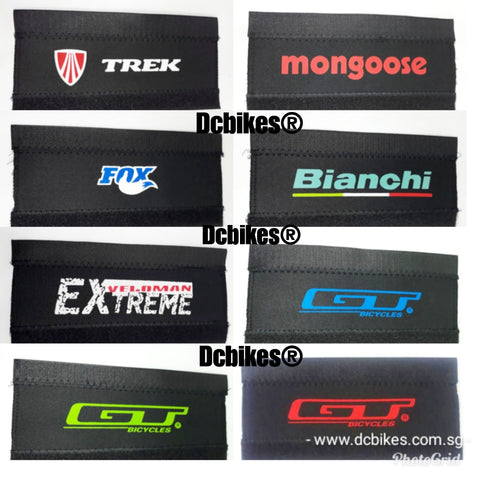 32 Various Brands Of Bicycle Chain Stay Swing Arm Protector