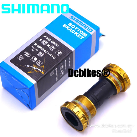 Shimano Saint 68/73mm/83mm BB80 Hollowtech II Bottom Bracket BB