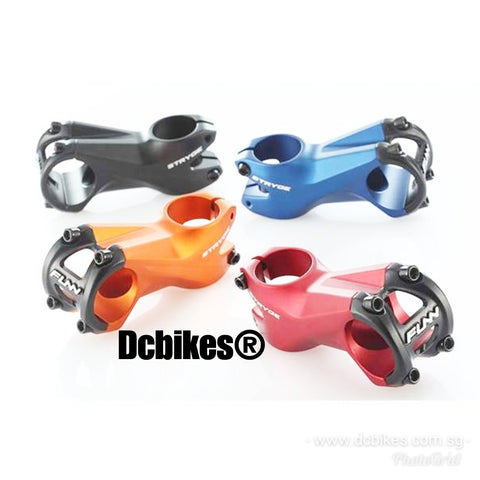 Funn 60mm MTB Stem 31.8mm