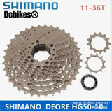 Shimano Deore 10 speed HG50 11T to 36T MTB Cassette