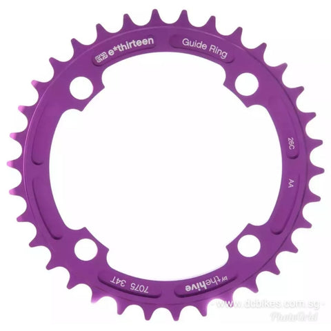 104Bcd E Thirteen Single Speed E13 MTB Chain Ring