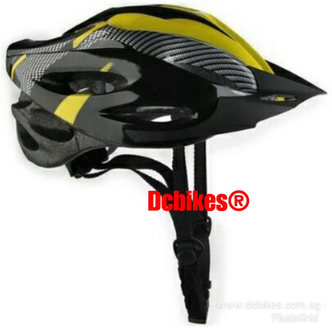 Basic Budget Cycling Sports Helmet