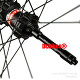 Front Hub 15mm Thru Axle TO 9mm Conversion Quick Release Kit