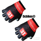 3T Cycling Half Finger Protective Gloves