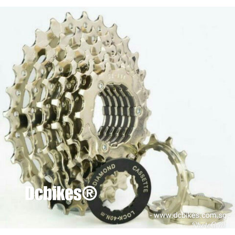 9 Speed 11T - 32T Bicycle MTB Cassette