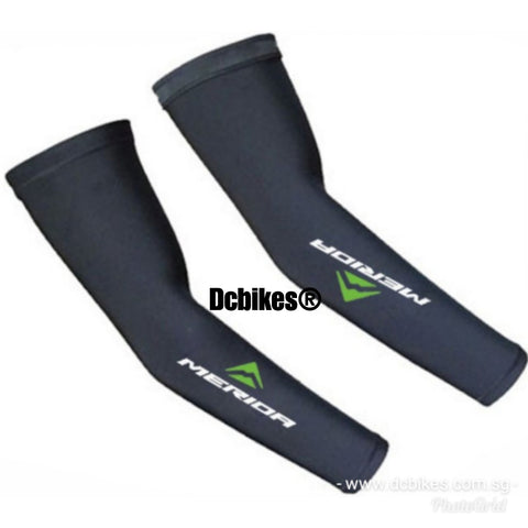 Merida MTB Road Black Arm Sock Sleeve