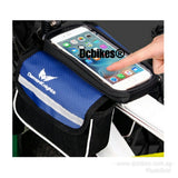 Top Tube Frame Handphone Hp Holder Pouch