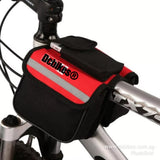 Bicycle Top Tube Frame Pouch Bag