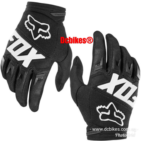Genuine Fox Racing Dirtpaw Touchscreen Full Finger Protective Gloves