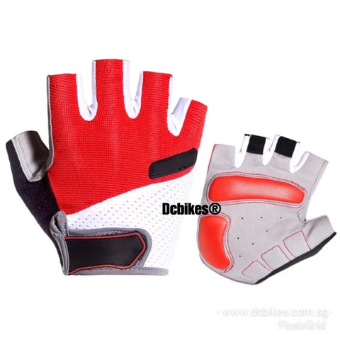 Outdoor Sports MTB Road Half Finger Protective Gloves