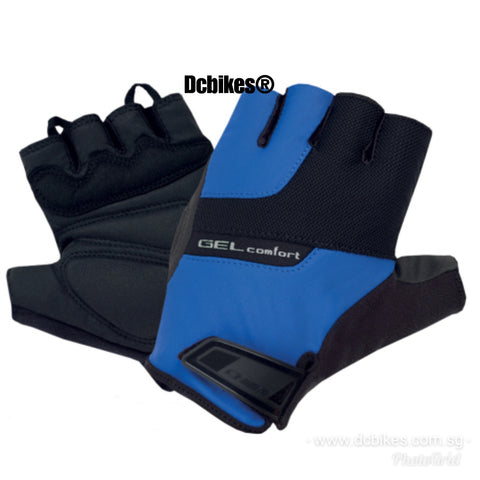 Super Active Gel MTB Road Comfort Half Finger Protective Gloves