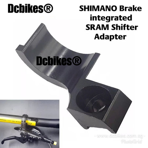 Shimano / Sram I Spec II Brake Lever MTB Shifter Adapter Conversion Kit
