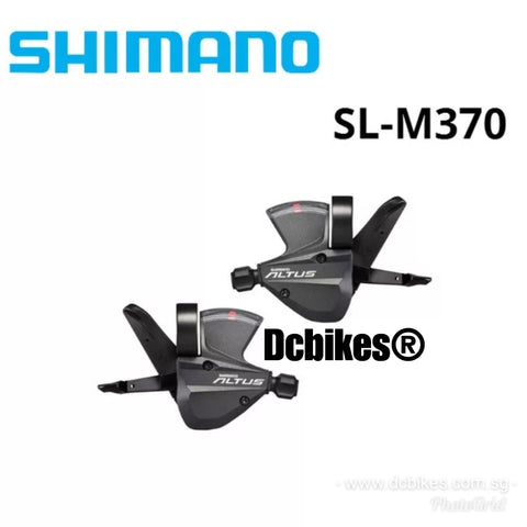 Shimano Altus 3 X 9 Speed Shifter Trigger Set SL-M370