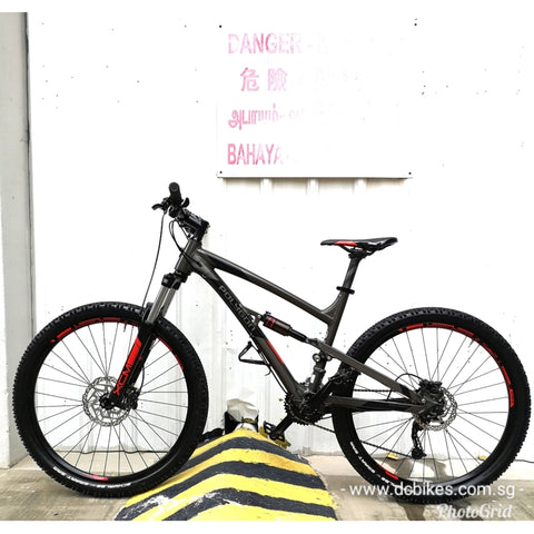 Polygon 27.5 Siskiu 650B D5 Full Suspension Mountain Bike