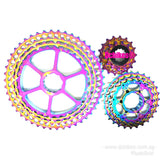 Oil Slick 11 Speed 46T Wide Ratio MTB Cassette