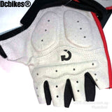 Cycling Half Finger MTB Road Half Finger Protective Gloves