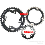 Shimano 42T/32T/24T Dyna Sys HG-X Triple Crank 104bcd / 64 Bcd Chain Rings Replacements