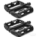 Sixpack Racing Black Menace Flat MTB Pedals