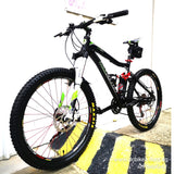 26er Marin Full Suspension East Peak 5.5 Mountain Bike