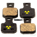 Nukeproof X Magura MT5 MT7 Semi Metallic MTB Brake Pads