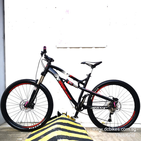 27.5'' Lapirre Raid Fx 650B Full Air Suspension Mountain Bike