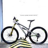 27.5 Polygon Siskiu D6 650B Full Air Suspension Mountain Bike