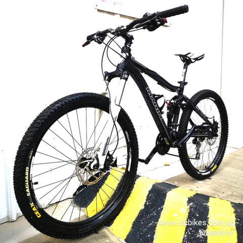 26er Marin East Peak 5.4 Full Suspension Mountain Bike