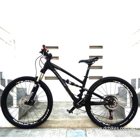 2018 Polygon 27.5 Siskiu D8 650B Full Air Suspension Mountain Bike