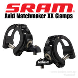 Sram XX Avid Matchmaker Shifter & Brake Clamps