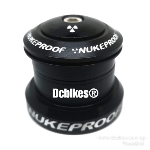 Nukeproof 44mm Threadless Headset 1-1/8 to 1.5 Tapered Fork