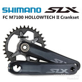 Shimano 12 Speed SLX 32T FC-M7100 Direct Mount Hollowtech II MTB Crankset 170mm