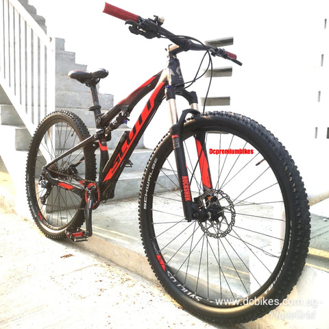 29er Scott Spark 960 Full Suspension Mountain Bike