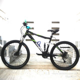 26er Mongoose Salvo Sport Full Suspension Mountain Bike