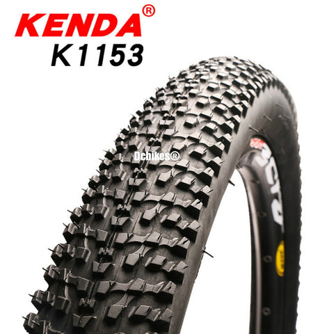 Kenda 26 Or 27.5 X 2.1 K-1153 Protect MTB Wired Tyres (2 Tires)