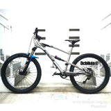 27.5'' Polygon Siskiu D7 650B Full Air Suspension Mountain Bike