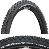Michelin 26 X 2.1 Wild Race R Folding MTB Tyres (2 Tires)
