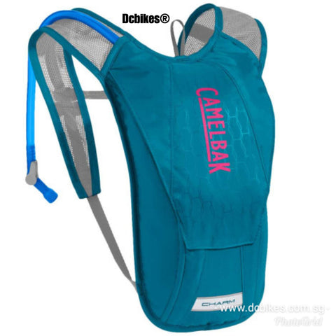 Camelbak Teal Pink Charm Hydration Bag Pack 1.5L