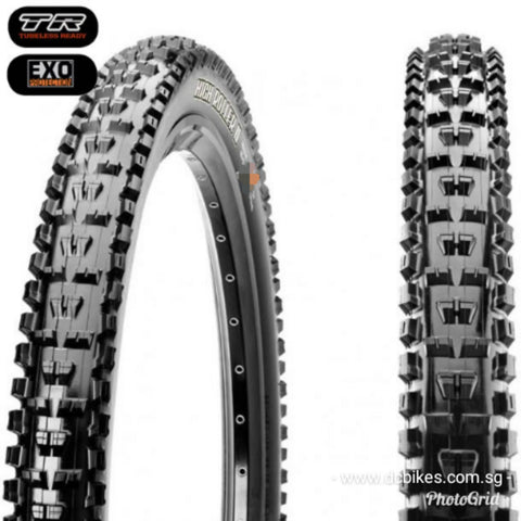 Maxxis 29 X 2.3 High Roller II MTB Folding Tyres - Tubeless Ready  ( 1 Tire )