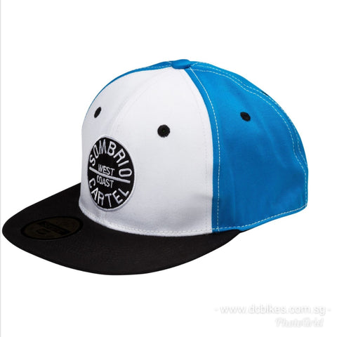 Sombrio West Coast Cartel Snapback Hat Cap