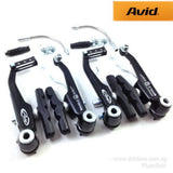 Avid Single Digit MTB SD3 Front + Rear V Brakeset