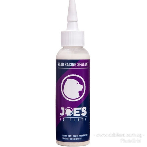 Joe's No Flats Road Racing Tubeless Tyres Sealant 125ml